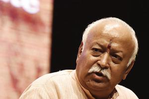 RSSchief Mohan Bhagwat is expected to speak on the role played by Sister Nivedita in India's freedom struggle.