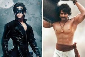 Hrithik Roshan's Krrish and SS Rajamouli's epic, Baahubali, were screened in North Korea.