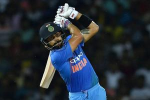 Virat Kohli slammed his 17th fifty helped India thrash Sri Lanka by seven wickets as they achieved a unique sweep. Catch highlights of India vs Sri Lanka here.