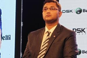 Shirish Kulkarni, a commerce graduate, was looking after DSK's auto business till recently.