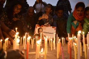 It is okay to hold candle -light vigils in her memory. But our collective show of support for a dead colleague must not end with just mere symbolism, but should rather translate into more substantive action.