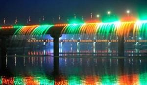 Gomti River Front Development project, an initiative of former Uttar Pradesh chief minister Akhilesh Yadav.