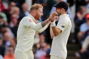 Ben Stokes hopes to be on pitch when James Anderson gets 500th Test wic...