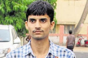 Vyapam scam whistle-blower Ashish Chaturvedi.