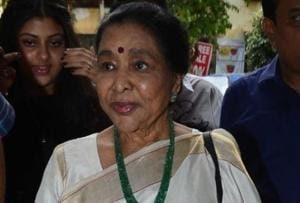 Asha Bhosle celebrates her 84th birthday on Friday.