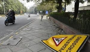 Poor enforcement of rules is considered to be primarily responsible for growing number of accident deaths in Uttar Pradesh.