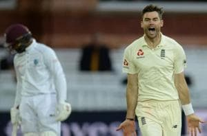 Emotional James Anderson feels relieved after scalping 500th Test wicket