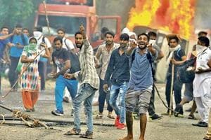 Dera followers in Panchkula had gone on a rampage after Gurmeet Ram Rahim was convicted.