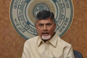 As the top-most functionary of the Andhra Pradesh government, by repeatedly pronouncing the need to have more children,