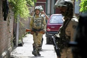 According to a police spokesman based in Srinagar, the operation was jointly carried out by Army, CRPF and Jammu and Kashmir police.
