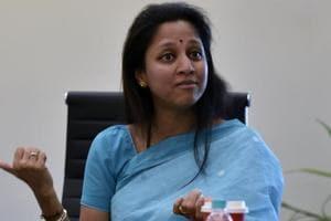 NCP leader Supriya Sule