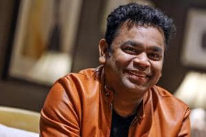 Music composer ARRahman makes his debut as a filmmaker with the concert film, One Heart.