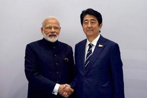Prime Minister Narendra Modi and Japanese Prime Minister Shinzo Abe will lay the foundation for a high speed rail project.