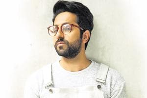 """Ayushmann Khurrana says he started his journey with a """"radical choice."""""""