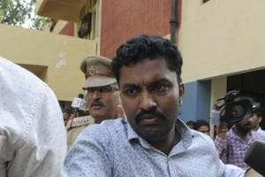 HR head of Ryan Group of Institutions Jayesh Thomas was sent to judicial custody.