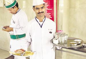 Indian Coffee House is known for its turbaned waiters and torn rexine sofas.