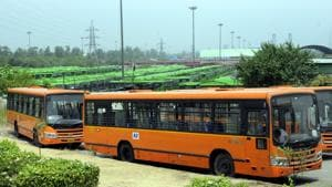 Once installed in every bus, the GPS (global positioning system) trackers will help Delhi Transport Corporation (DTC) to check status of its operational bus on a real-time basis