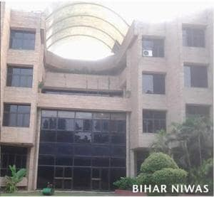 Bihar Niwas, one of the two guest houses of the Bihar government, in New Delhi.