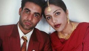 Sukhwinder Singh Mithu and Jaswinder Kaur Jassi