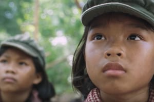 Directed by Angelina Jolie, First They Killed My Father is a quasi-existential 'war movie' told through the eyes of a child – Loung.