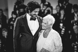 Ali Fazal and Judi Dench worked together for the upcoming film, Victoria & Abdul.