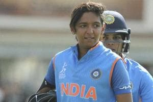 Harmanpreet Kaur was one of Indian cricket team's top performers at the 2017 ICC World Cup.