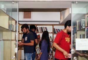 Booked in Gurgaon: Exchange, indulge in reading at this library at...