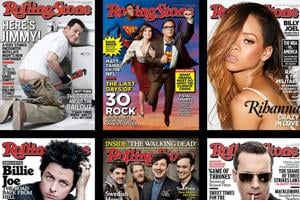 Rolling Stone, the iconic 50- year-old magazine of music and counterculture, is putting itself up for sale.