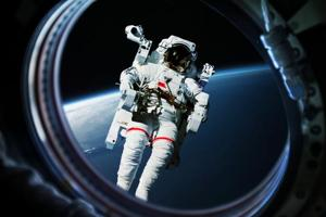 NASA received a record 18,300 applications in 2016.