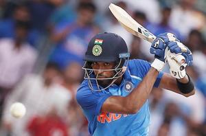 Hardik Pandya scored 83 off 66 balls which helped India win the first ODI against Australia in Chennai.