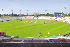 The PCA Stadium in Mohali is the home of Punjab cricket