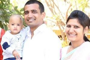 Jain community debates couple's decision to leave 3-yr-old daughter,...