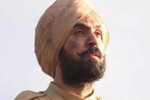 Diljit Dosanjh shares first look as a soldier from his next Punjabi...