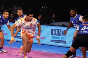 Pro Kabaddi League: Puneri Paltan beat Haryana Steelers 37-25