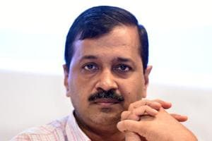 Kejriwal returns from Vipassana, will hold review meeting on Wednesday