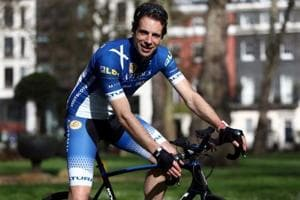 Around the world in 79 days: British cyclist breaks previous record