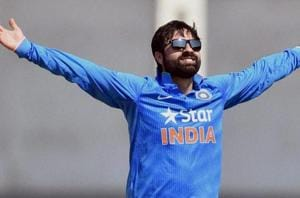 Parvez Rasool, who missed the first match of the Duleep Trophy 2017 encounter, picked up a five-wicket haul for India Green against India Blue, led by Suresh Raina.