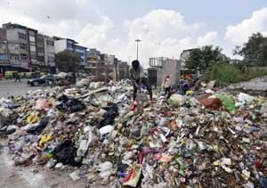 78% of Delhi dumps garbage on the road, says report