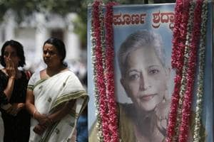 Gauri Lankesh's killing: SIT questions gangster-turned-scribe