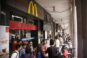 18 of 43 McDonald's outlets in Delhi reopened: CPRL's Bakshi