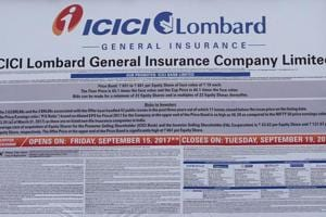 ICICI Lombard IPO oversubscribed 3 times on last day of bidding