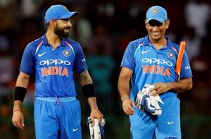 Virat Kohli took over the captaincy of the Indian cricket team from MSDhoni.
