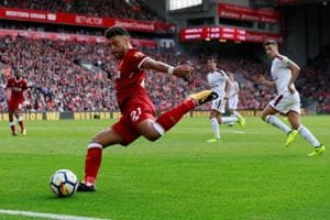 Liverpool F.C. the right place for Alex Oxlade-Chamberlain, says...