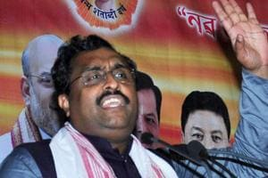 Dissent in Jammu BJP: Ram Madhav to review party ministers' work
