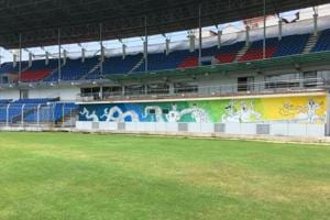 The Pandit Jawaharlal Nehru Stadium in Goa is the smallest of the venues for the FIFA Under-17 World Cup, having a capacity of 19,000 seats.