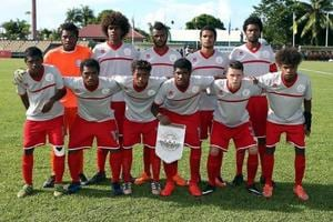 New Caledonia will be making their FIFA U-17 World Cup debut.