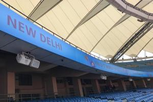 New Delhi - Jawaharlal Nehru Stadium