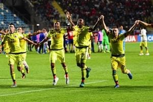FIFA U-17 World Cup: Colombia look to excel under heavyweight tag