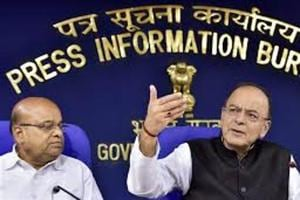 Examining reports on black money commissioned by UPA: Finance Ministry