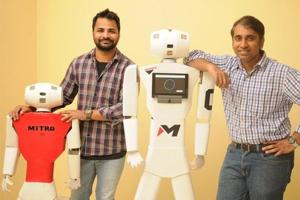India's robot 'Mitra' could be symbol of AI cooperation with China